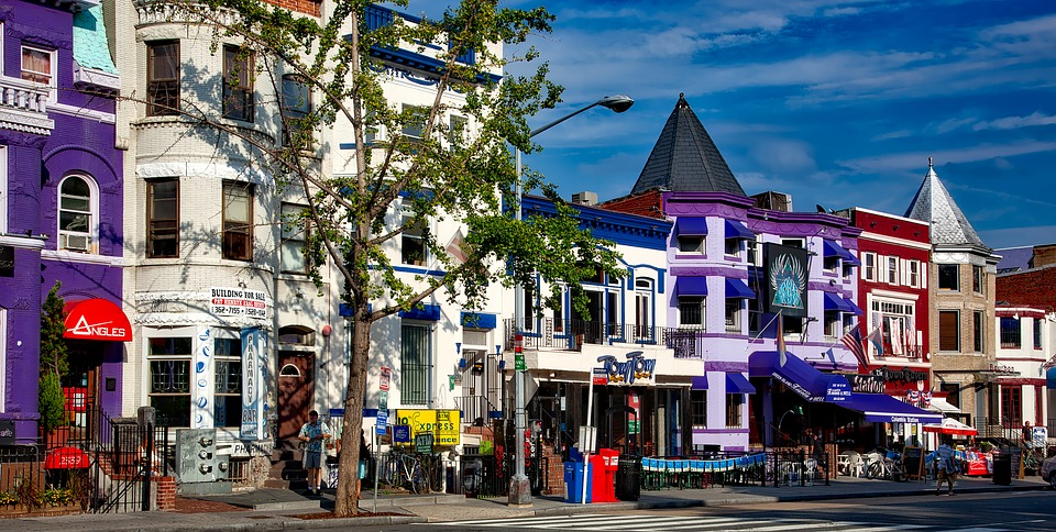 Working in Washington DC means moving to Washington DC which is never a bad choice. The streets are colored with entertaining things to do!