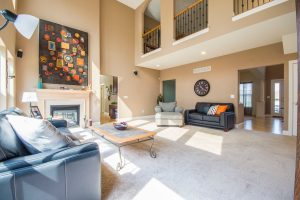 luxurous living room to hope for when moving into a bigger home