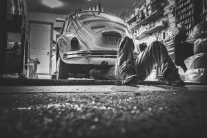 organizing your garage and your car