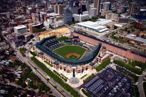 Baltimore stadium