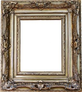pack and move antique picture frames
