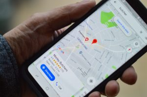 spot the best moving companies in Maryland with google maps