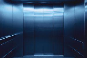 a small elevator