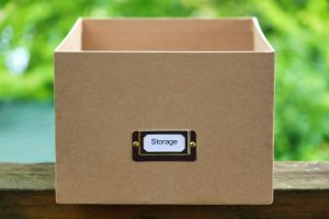 use your moving boxes after the move for storage