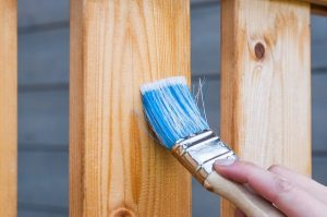 Changing colors is one of the DIY projects for your home in Virginia DIY projects for your home in Virginia
