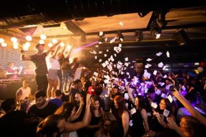 Clubbing is the easiest way to meet new people after moving to Baltimore