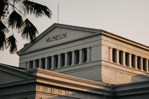 Picture of a museum