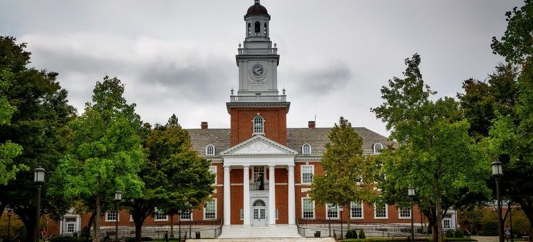 Johns Hopkins University Baltimore