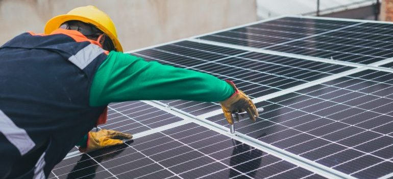 Solar panels is one of the expensive ways of making your home more energy-efficient