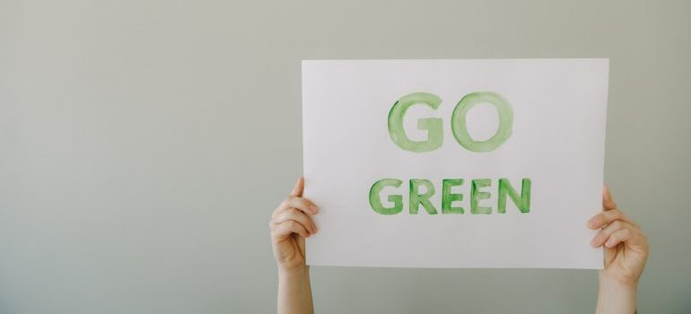 Going green is becoming more and more popular and it is the great way of becoming more energy-efficient