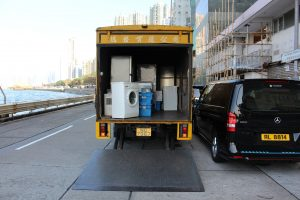 Finding a moving company for a move to Baltimore after college graduation